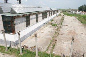 inchiriere Spatiu industrial 7950 mp, 1 grup sanitar, orasul Orastie
