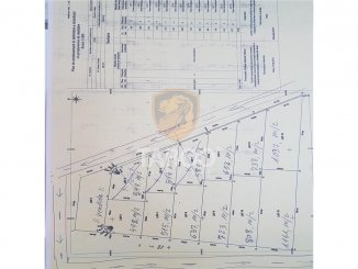 vanzare teren intravilan de la agentie imobiliara cu suprafata de 498 mp, orasul Orastie