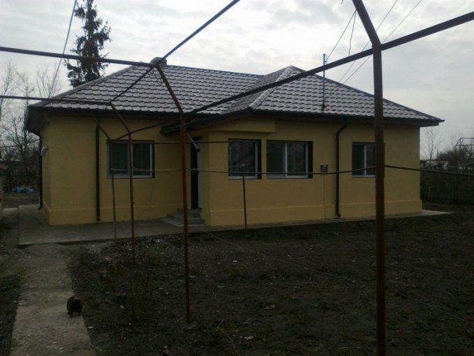 proprietar vand Casa cu 3 camere, comuna Jilavele