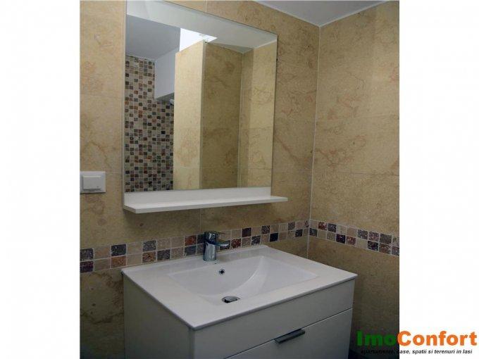 Apartament vanzare Iasi 2 camere, suprafata utila 45 mp, 1 grup sanitar. 46.500 euro. Etajul 2 / 10. Apartament Copou Iasi