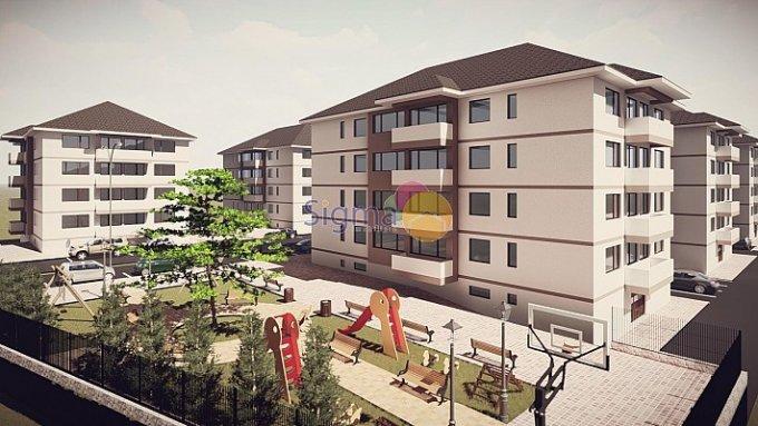 Apartament de vanzare in Iasi cu 2 camere, cu 1 grup sanitar, suprafata utila 55 mp. Pret: 44.000 euro. Usa intrare: Metal. Usi interioare: Lemn.