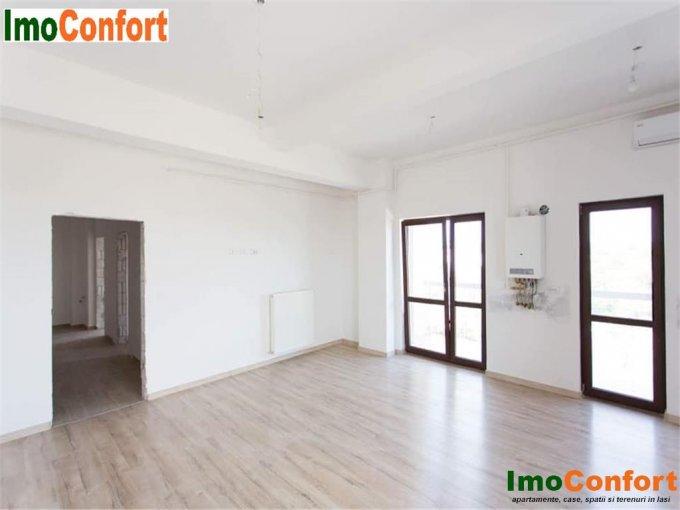 Apartament vanzare Tudor Vladimirescu cu 2 camere, etajul 13 / 13, 1 grup sanitar, cu suprafata de 60 mp. Iasi, zona Tudor Vladimirescu.
