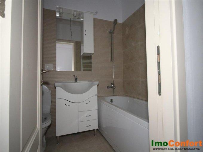 Apartament de vanzare direct de la agentie imobiliara, in Iasi, in zona Copou, cu 76.200 euro. 1 grup sanitar, suprafata utila 63 mp.