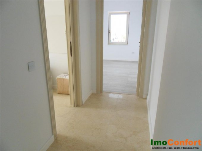 Apartament de vanzare in Iasi cu 2 camere, cu 1 grup sanitar, suprafata utila 64 mp. Pret: 63.500 euro.