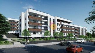 vanzare apartament decomandat, zona Bucium, orasul Iasi, suprafata utila 63 mp