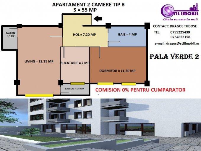 agentie imobiliara vand apartament decomandat, in zona Nicolina, orasul Iasi