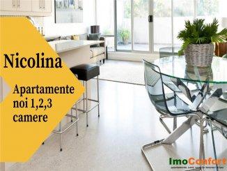 Apartament cu 3 camere de vanzare, confort 1, zona Nicolina 1, Iasi