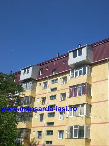 proprietar vand duplex semidecomandata, in zona Alexandru cel Bun, orasul Iasi