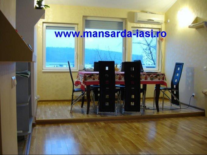 Iasi, zona Alexandru cel Bun, apartament cu 4 camere de vanzare