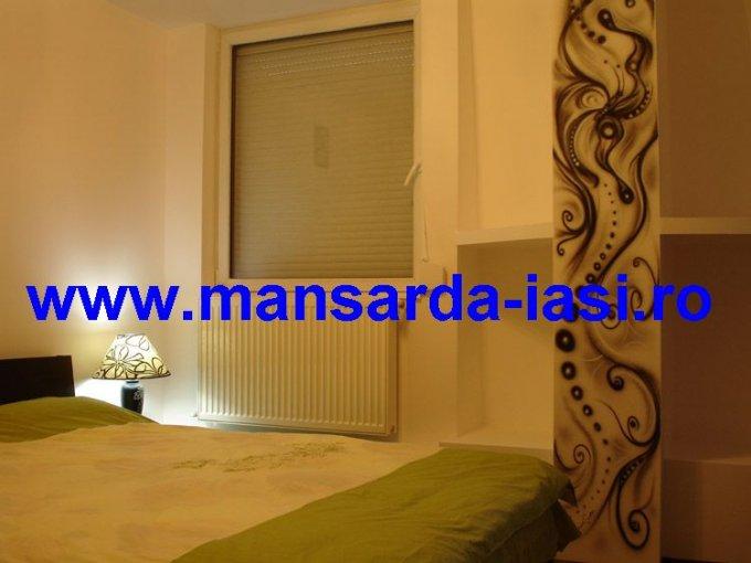 vanzare apartament cu 4 camere, decomandat, in zona Alexandru cel Bun, orasul Iasi