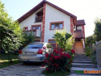 Vila de vanzare cu 1 etaj si 5 camere, in zona Bucium, Iasi