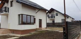 vanzare vila cu 1 etaj, 5 camere, zona C.U.G, orasul Iasi, suprafata utila 115 mp