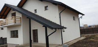 vanzare vila cu 1 etaj, 5 camere, zona C.U.G, orasul Iasi, suprafata utila 140 mp
