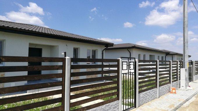 vanzare Casa Berceni cu 3 camere, cu suprafata utila de 87 mp, 1 grup sanitar, 1  balcon. 61.000 euro. Destinatie: Rezidenta.. Casa vanzare Berceni  Ilfov