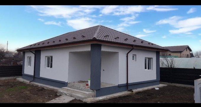 Casa de vanzare direct de la agentie imobiliara, in Clinceni, cu 65.000 euro. 1 grup sanitar, suprafata utila 85 mp. Are  3 camere.