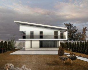 vanzare casa cu 5 camere, localitatea Ciofliceni, suprafata utila 435 mp