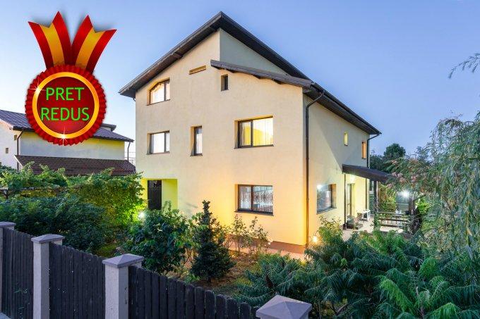 vanzare Casa Branesti cu 7 camere, cu suprafata utila de 247 mp, 4 grupuri sanitare, 1  balcon. 156.000 euro. Destinatie: Rezidenta.. Casa vanzare Branesti  Ilfov