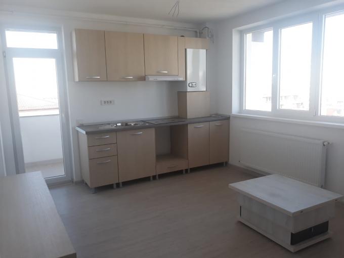 Garsoniera de vanzare direct de la dezvoltator imobiliar, in Bragadiru, zona Est, cu 26.250 euro. 1  balcon, 1 grup sanitar, suprafata utila 29 mp.