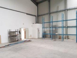 inchiriere Spatiu industrial 670 mp cu 2 incaperi, 2 grupuri sanitare, comuna Clinceni