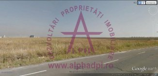vanzare 105000 metri patrati teren agricol extravilan, orasul Popesti Leordeni