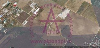 vanzare teren extravilan agricol de la agentie imobiliara cu suprafata de 105000 mp, orasul Popesti Leordeni