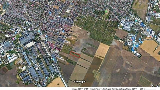 Teren agricol extravilan de vanzare in Popesti Leordeni, zona Sud-Vest. Suprafata terenului 5491 metri patrati, deschidere 18.34 metri. Pret: 250.000 euro. Destinatie: Rezidenta.