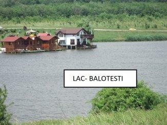 8000 mp teren intravilan de vanzare, Balotesti  Ilfov