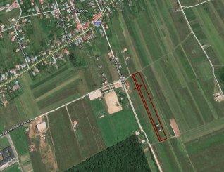 vanzare teren intravilan de la agentie imobiliara cu suprafata de 500 mp, localitatea Ciofliceni