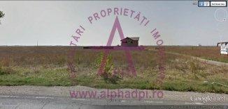 vanzare teren intravilan de la agentie imobiliara cu suprafata de 4353 mp, in zona DN 4, orasul Popesti Leordeni