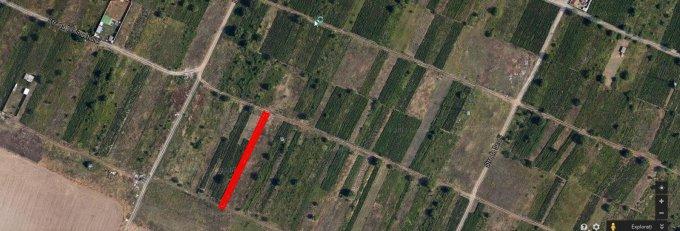 de vanzare teren intravilan cu suprafata de 500 mp si deschidere de 5 metri. In orasul Popesti Leordeni, zona Exterior Sud.