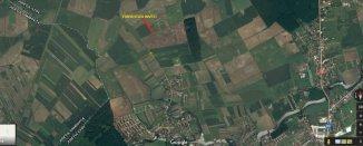 vanzare teren intravilan de la proprietar cu suprafata de 8814 mp, comuna Balotesti