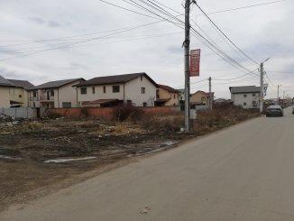 vanzare teren intravilan de la agentie imobiliara cu suprafata de 390 mp, in zona Haliu, orasul Bragadiru