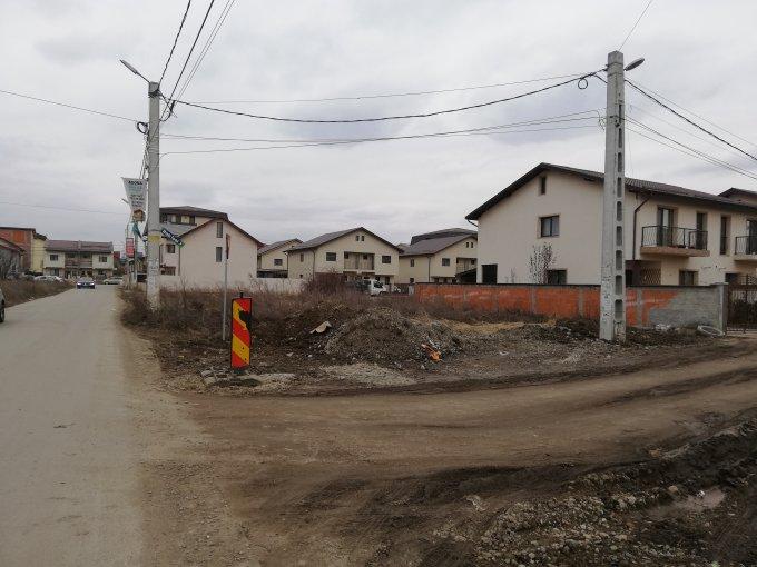 Teren intravilan de vanzare direct de la agentie imobiliara, in Bragadiru, zona Haliu, cu 46.500 euro. Suprafata de teren 390 metri patrati cu deschidere de 20 metri.  Destinatie: Rezidenta.