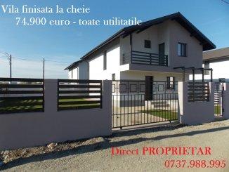 Casa 4 camere comuna Berceni, zona ULTRACENTRALA