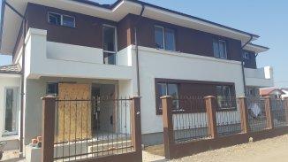 vanzare vila cu 1 etaj, 4 camere, zona Haliu, orasul Bragadiru, suprafata utila 130 mp