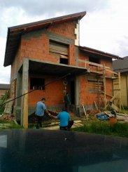 vanzare vila de la agentie imobiliara, cu 1 etaj, 4 camere, in zona Sud-Est, orasul Bragadiru