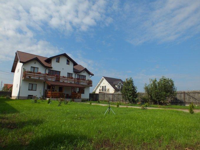 Vila cu 7 camere, 1 etaj, cu suprafata utila de 200 mp, 3 grupuri sanitare, 3  balcoane. 169.900 euro. Destinatie: Rezidenta. Vila Buftea Lac Buftea  Ilfov
