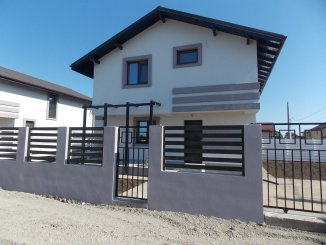 vanzare vila de la dezvoltator imobiliar, cu 1 etaj, 4 camere, comuna Berceni