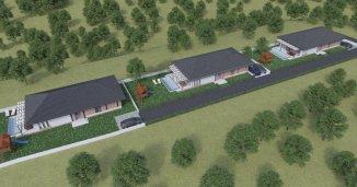 vanzare vila cu 1 etaj, 4 camere, comuna Corbeanca, suprafata utila 180 mp