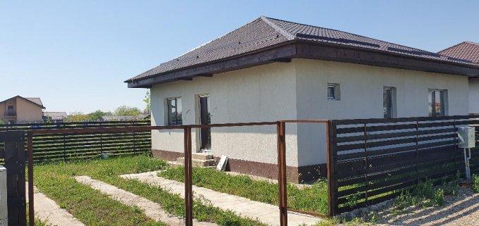 Vila cu 3 camere, 1 etaj, cu suprafata utila de 85 mp, 1 grup sanitar. 63.500 euro. Destinatie: Rezidenta. Vila Clinceni  Ilfov