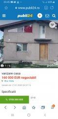 Vila de vanzare cu 1 etaj si 4 camere, Vidra Ilfov