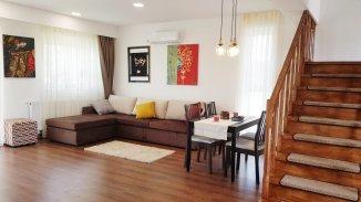 vanzare vila cu 2 etaje, 5 camere, zona Ferme, orasul Otopeni, suprafata utila 153 mp