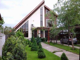 vanzare vila de la proprietar, cu 2 etaje, 7 camere, comuna Clinceni