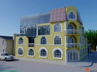 vanzare apartament decomandata, orasul Piatra Neamt, suprafata utila 45 mp