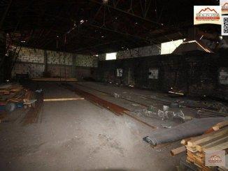 Spatiu industrial de vanzare, 5500 metri patrati utili, in CFR  Slatina  Olt
