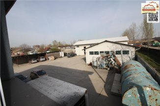 Olt Slatina, zona Gara, Spatiu industrial cu 7 incaperi, de vanzare de la agentie imobiliara
