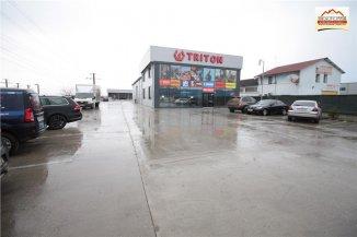 Spatiu industrial de vanzare cu 5 incaperi, 100 metri patrati utili, in Exterior Vest Slatina Olt