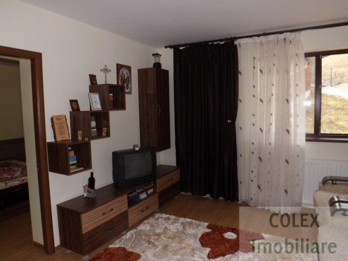 Apartament de inchiriat in Busteni cu 2 camere, cu 1 grup sanitar, suprafata utila 65 mp. Pret: 250 euro negociabil.