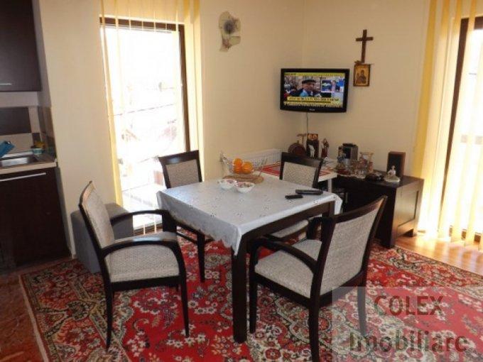 Apartament de vanzare in Busteni cu 2 camere, cu 1 grup sanitar, suprafata utila 60 mp. Pret: 105.000 euro negociabil.