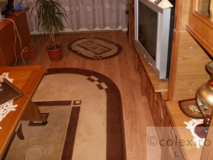 Apartament de vanzare in Sinaia cu 2 camere, cu 1 grup sanitar, suprafata utila 54 mp. Pret: 49.000 euro negociabil.